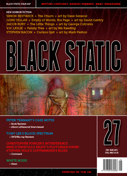 Black Static #27 (Mar-Apr 2012)