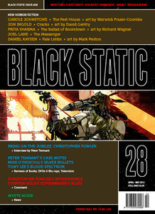 Black Static #28 (May-Jun 2012)