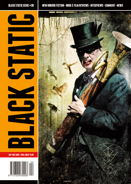 Black Static #30 (Sep-Oct 2012)