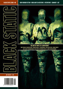 Black Static #38 (Jan-Feb 2014)