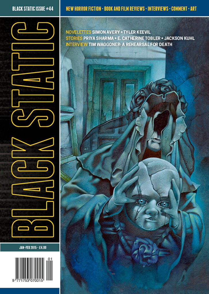 Black Static #44 (Jan-Feb 2015)