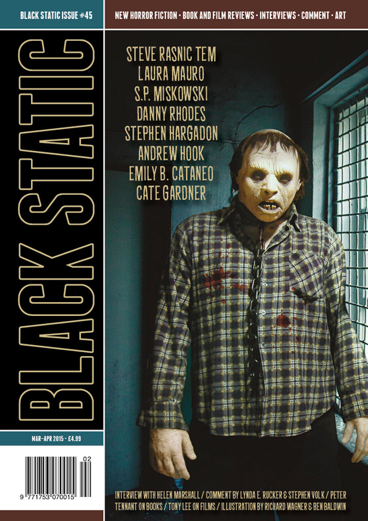 Black Static #45 (Mar-Apr 2015)