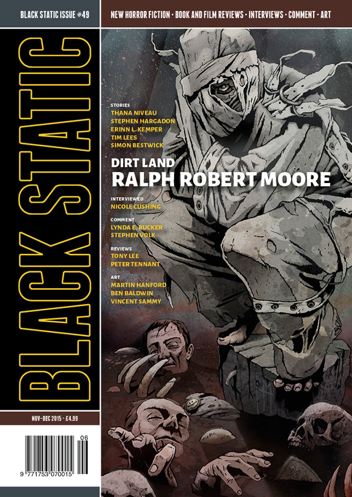Black Static #49 (Nov-Dec 2015)