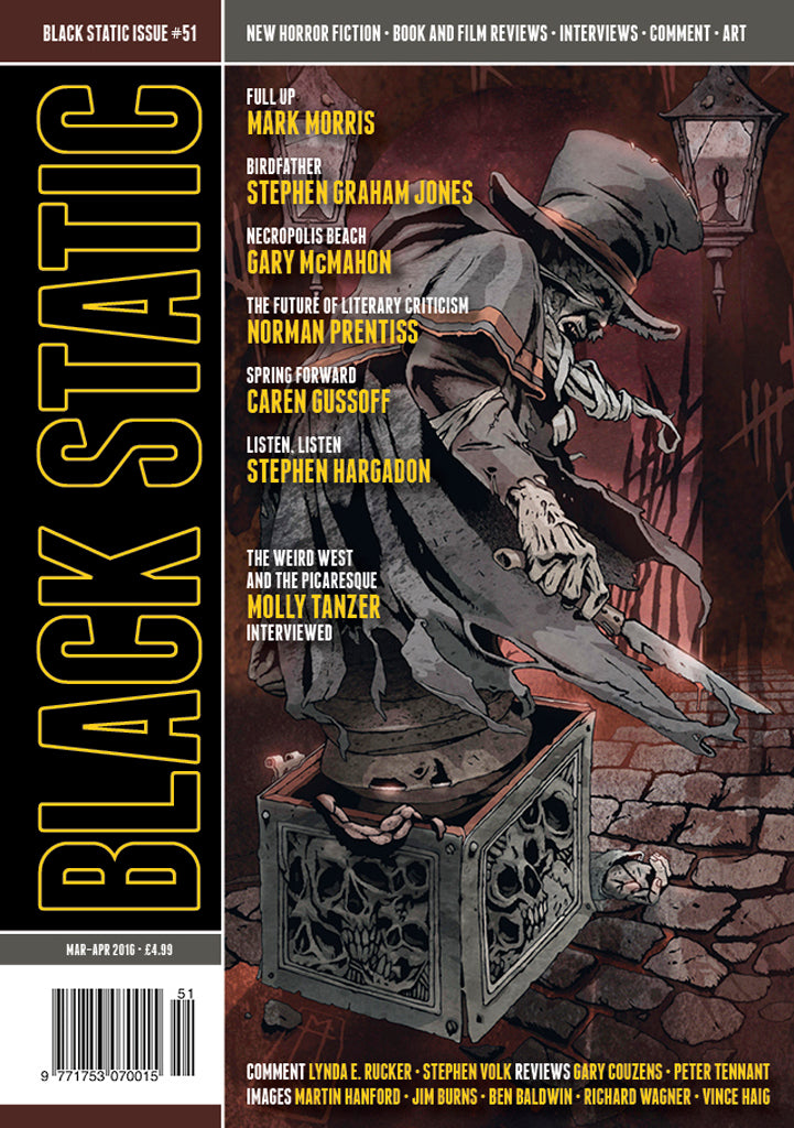 Black Static #51 (Mar-Apr 2016)