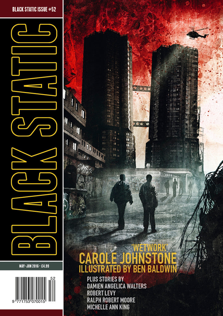 Black Static #52 (May-Jun 2016)