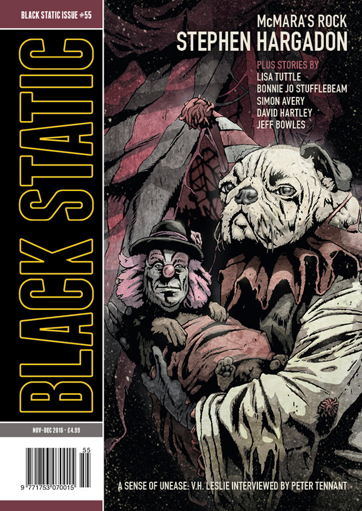 Black Static #55 (Nov-Dec 2016)