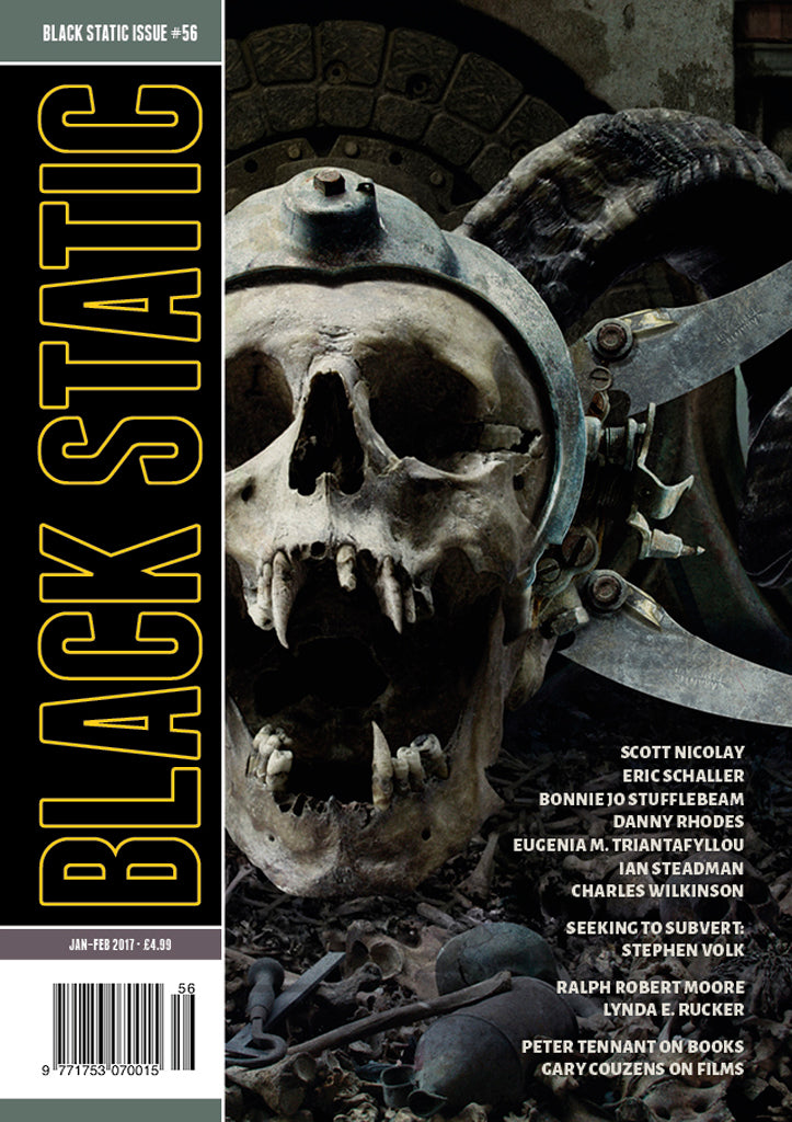 Black Static #56 (Jan-Feb 2017) Ebook