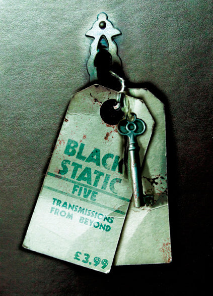 Black Static #5 (Jul-Aug 2008)