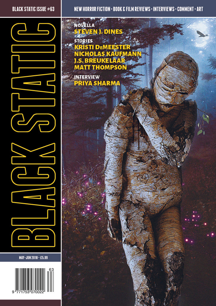 Black Static #63 (May-Jun 2018)