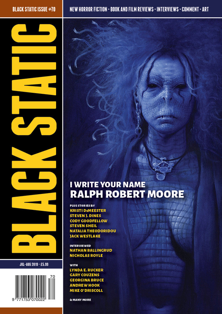 Black Static #70 (Jul-Aug 2019) Ebook