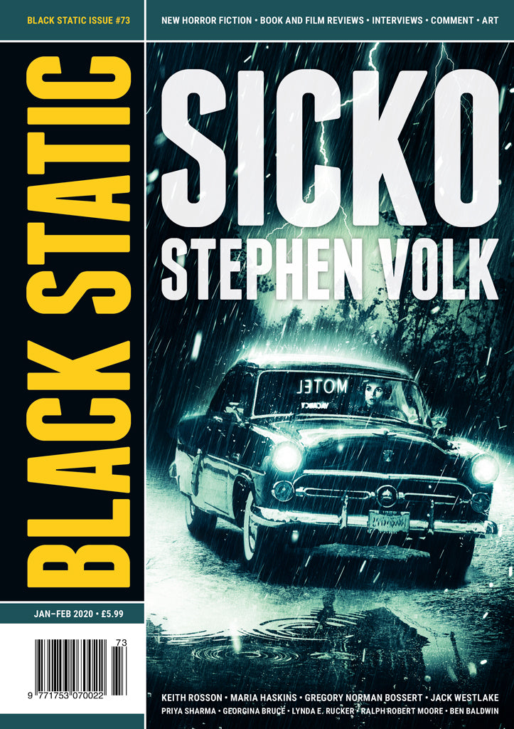 Black Static #73 (Jan-Feb 2020) Ebook