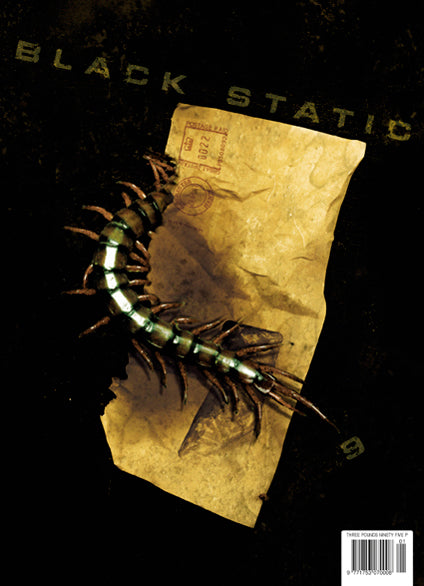 Black Static #9 (Mar-Apr 2009)