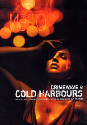 Crimewave 8: Cold Harbours (signed by Joe Hill • 2 copies only)