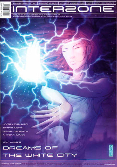 Interzone #194 (Sep-Oct 2004)
