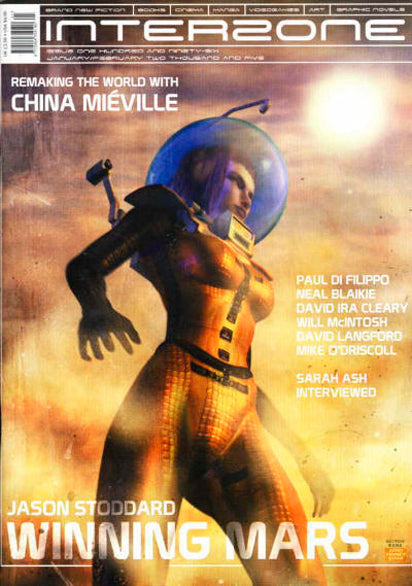 Interzone #196 (Jan-Feb 2005)