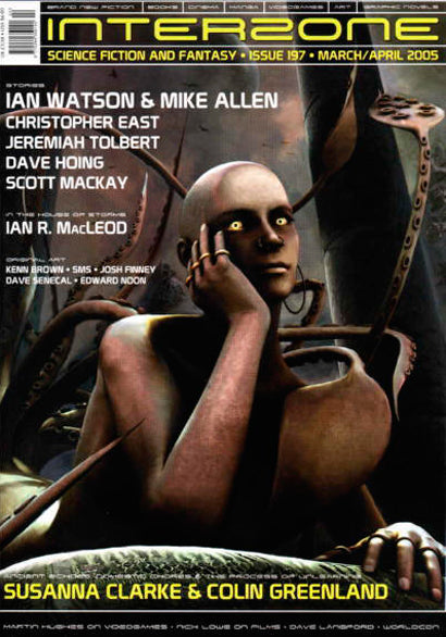 Interzone #197 (Mar-Apr 2005)