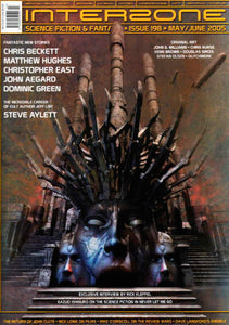 Interzone #198 (May-Jun 2005)