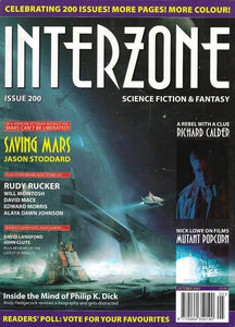Interzone #200 (Sep-Oct 2005)