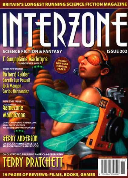 Interzone #202 (Jan-Feb 2006)