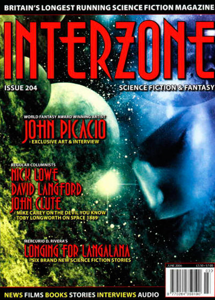 Interzone #204 (May-Jun 2006)
