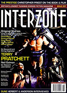 Interzone #207 (Nov-Dec 2006)