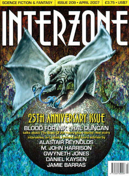 Interzone #209 (Mar-Apr 2007)