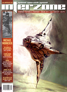 Interzone #211 (Jul-Aug 2007)