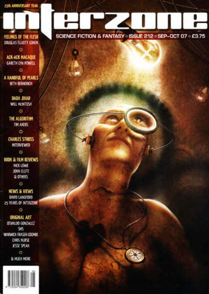Interzone #212 (Sep-Oct 2007)