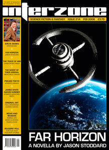 Interzone #214 (Jan-Feb 2008)