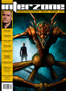 Interzone #215 (Mar-Apr 2008)