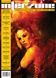 Interzone #216 (May-Jun 2008)