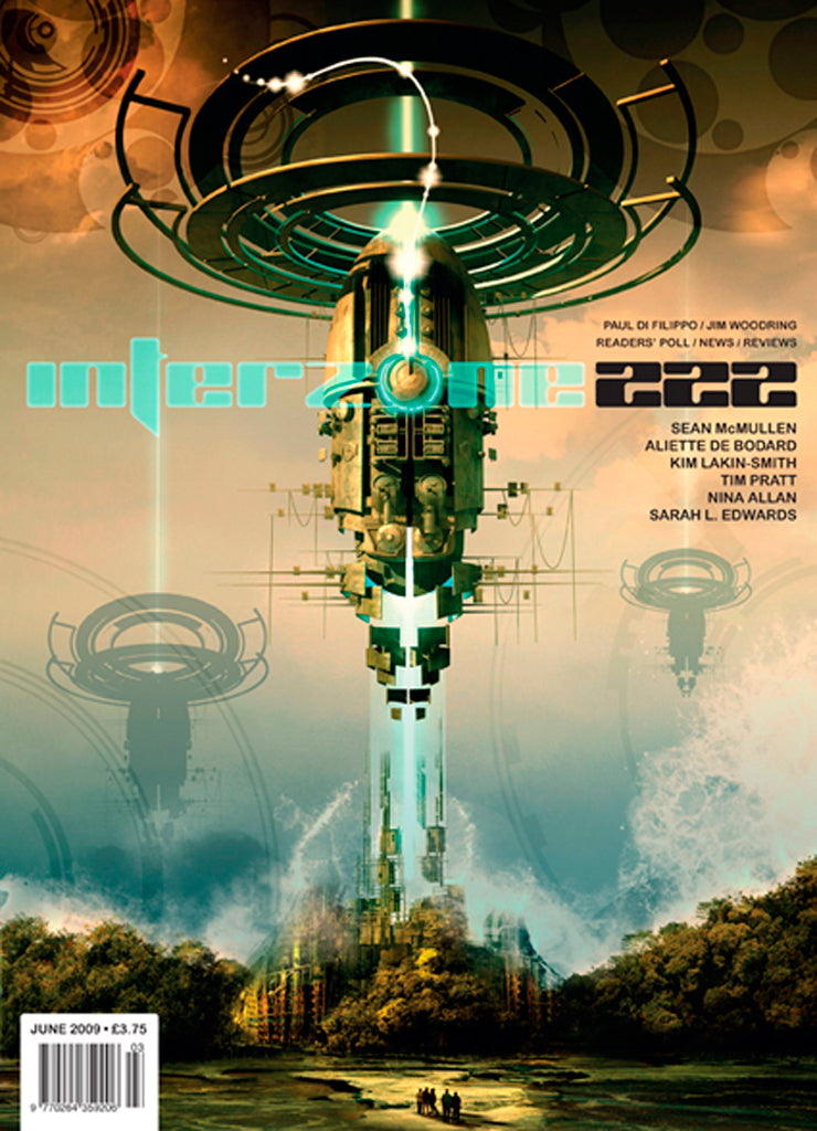Interzone #222 (May-Jun 2009)