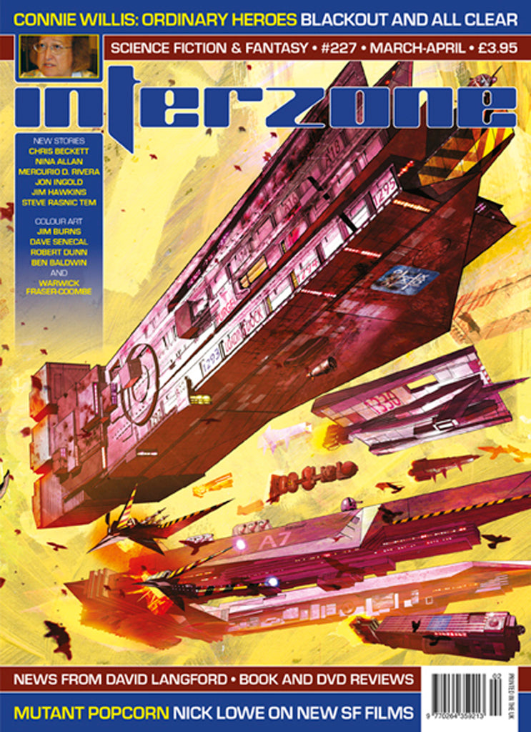 Interzone #227 (Mar-Apr 2010)
