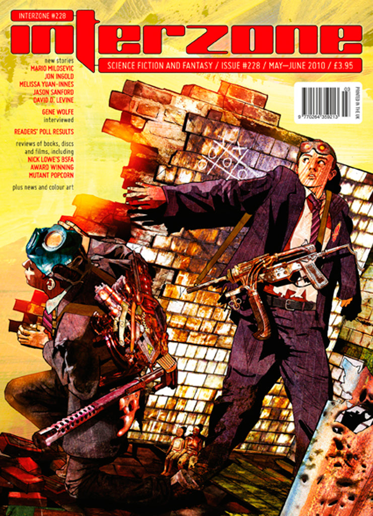 Interzone #228 (May-Jun 2010)