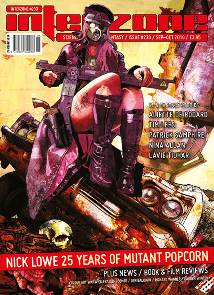 Interzone #230 (Sep-Oct 2010)