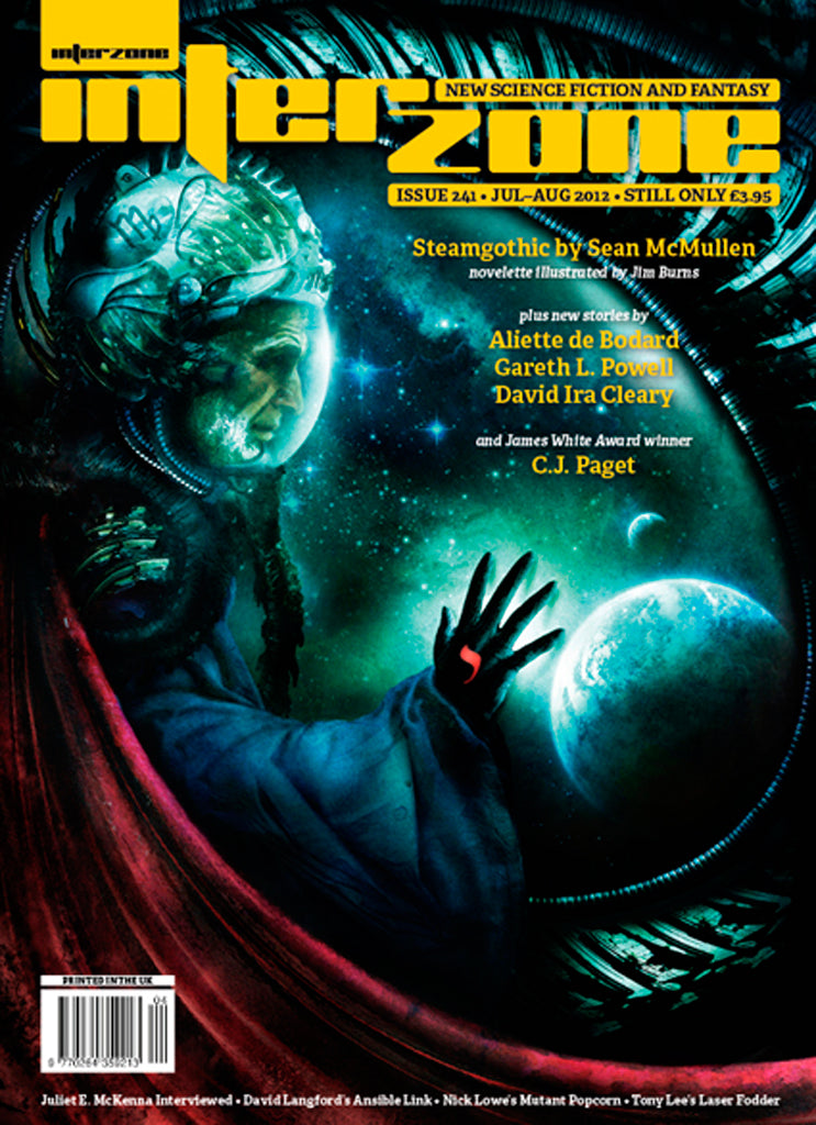 Interzone #241 (Jul-Aug 2012)