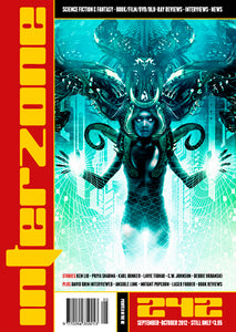 Interzone #242 (Sep-Oct 2012)