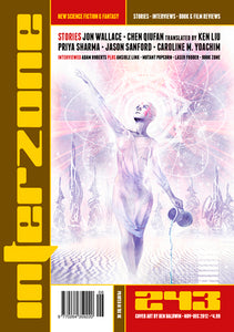 Interzone #243 (Nov-Dec 2012)