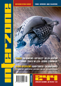 Interzone #244 (Jan-Feb 2013)
