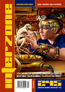 Interzone #245 (Mar-Apr 2013)