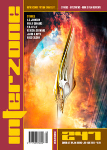 Interzone #247 (Jul-Aug 2013)