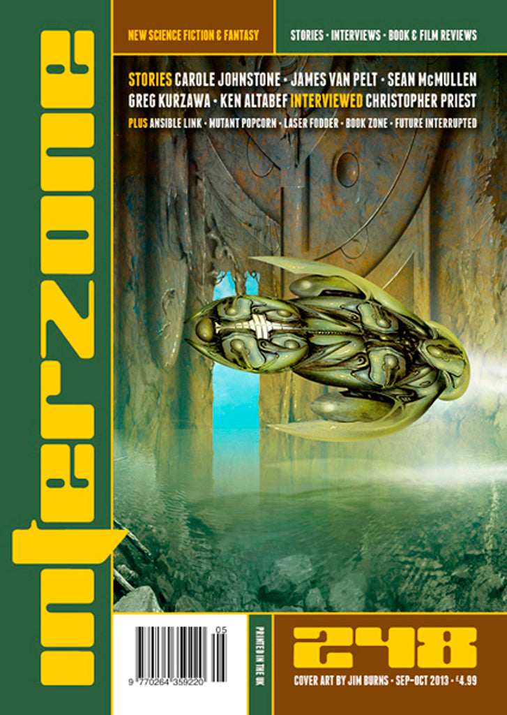 Interzone #248 (Sep-Oct 2013)