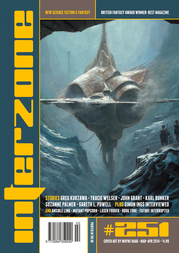 Interzone #251 (Mar-Apr 2014)