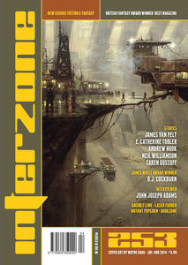 Interzone #253 (Jul-Aug 2014)