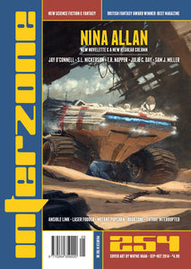 Interzone #254 (Sep-Oct 2014)