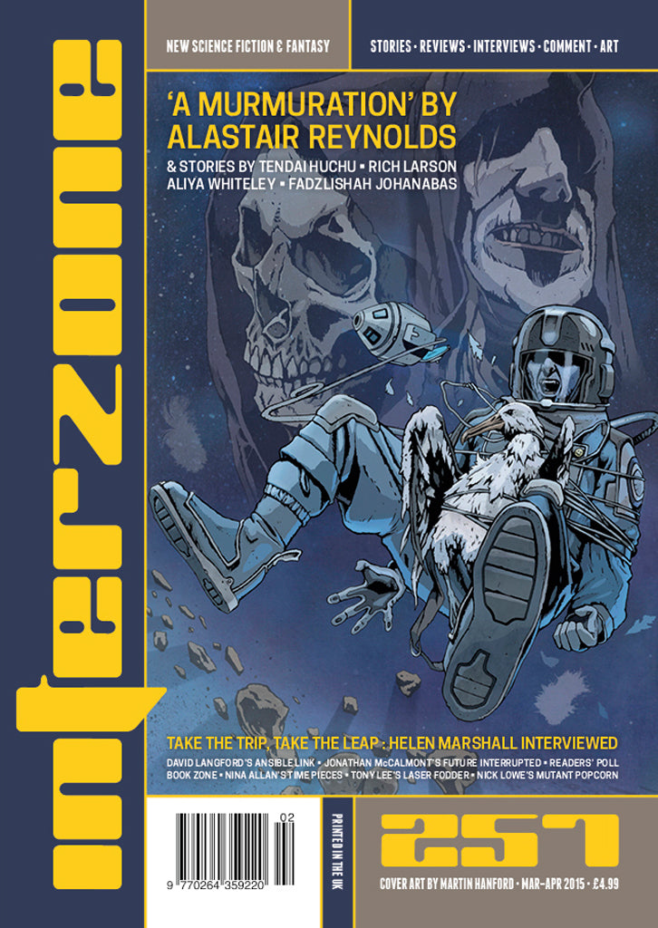Interzone #257 (Mar-Apr 2015)