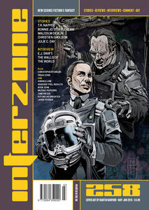 Interzone #258 (May-Jun 2015)