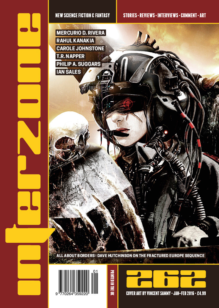 Interzone #262 (Jan-Feb 2016)