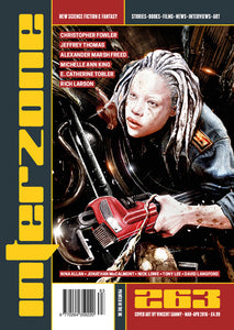 Interzone #263 (Mar-Apr 2016)