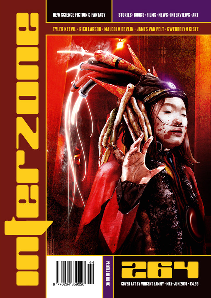 Interzone #264 (May-Jun 2016)